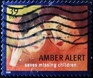 Amber alerts can help in a child abduction case