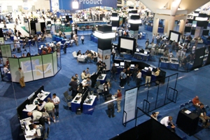 Trade shows and professional association membership can help round out an investigator